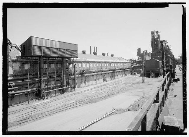 Bethlehem Steel Corporation, Lackawanna Plant, Route 5 on Lake Erie, Buffalo, Erie County, NY