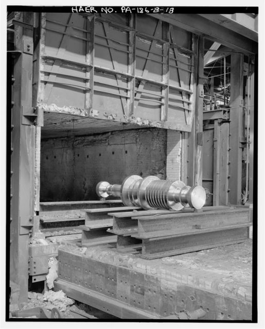 Bethlehem Steel Corporation, Treatment Shop No. 2, Along Lehigh River, North of Fourth Street, Bethlehem, Northampton County, PA