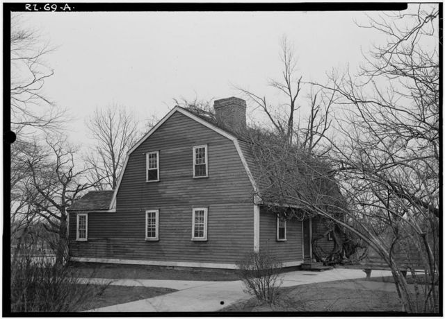 Betsy Williams Cottage, Roger Williams Park, Providence, Providence County, RI