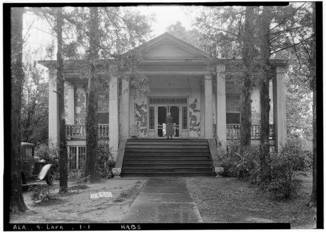 Betty McLemore House, 342 North Lafayette Street, Lafayette, Chambers County, AL