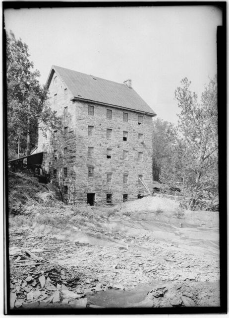 Beverley's Mill, State Route 55, Haymarket, Prince William County, VA