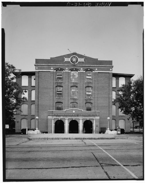 Bibb Company (Columbus Plant), Thirty-eighth Street & First Avenue (Columbus vicinity), Columbus, Muscogee County, GA