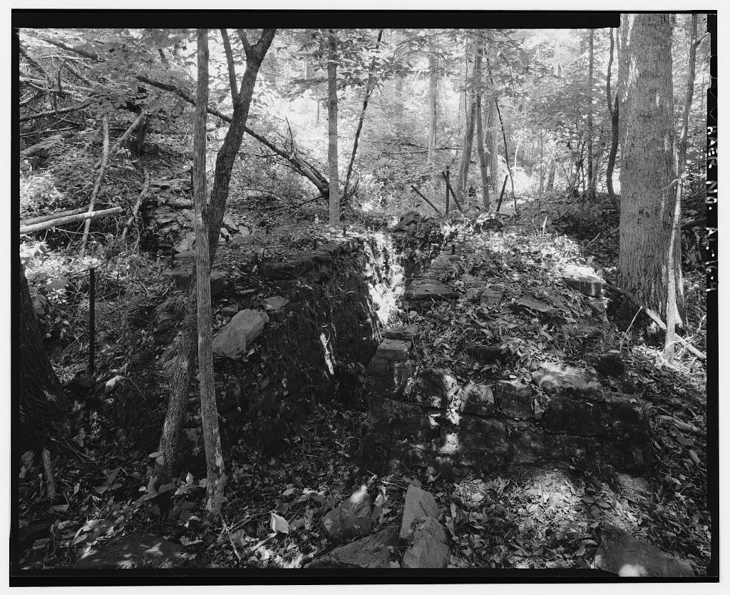 Billy Gould Coal Mine, Confluence of Cahaba River & Buck Creek, Helena, Shelby County, AL