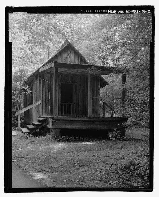 "Biltmore Forestry School, ""Hellhole"" Student Quarters, Brevard, Transylvania County, NC"