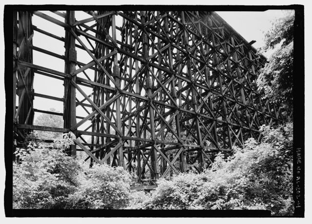 Birmingham Mineral Railroad Viaduct, Spanning Newfound Creek, Birmingham, Jefferson County, AL