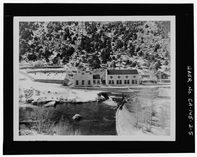 Bishop Creek Hydroelectric System, Plant 2, Bishop Creek, Bishop, Inyo County, CA