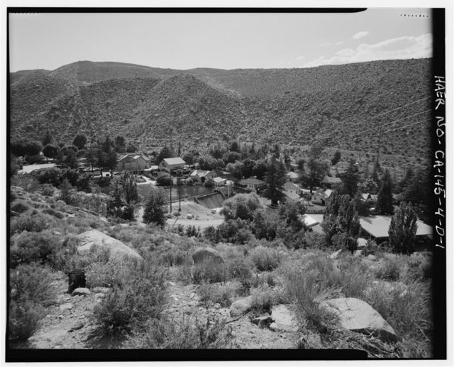 Bishop Creek Hydroelectric System, Plant 4, Worker Cottage, Bishop Creek, Bishop, Inyo County, CA