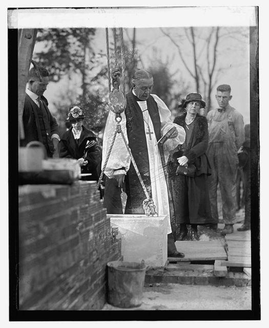 Bishop Freeman, 10/29/23
