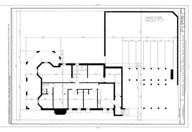 Bitnar House, 502 South Grand Avenue, Bozeman, Gallatin County, MT
