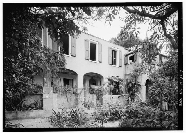 Bjerget, 56-58 Hill Street, Christiansted, St. Croix, VI