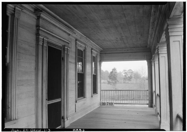 Bland House, County Road 11 vicinity, Orrville, Dallas County, AL