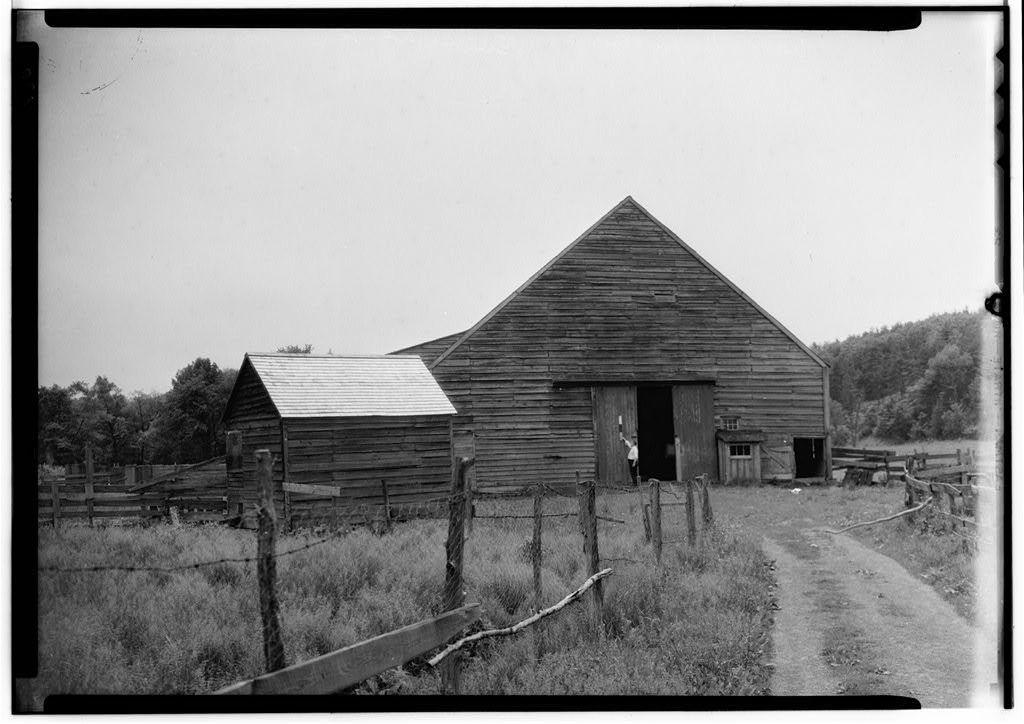 Bleeker House & Outbuildings, Feura Bush, Albany County, NY