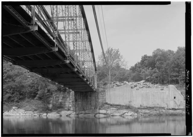 Boardman's Lenticular Bridge, Spanning Housatonic River on Boardman's Road, New Milford, Litchfield County, CT