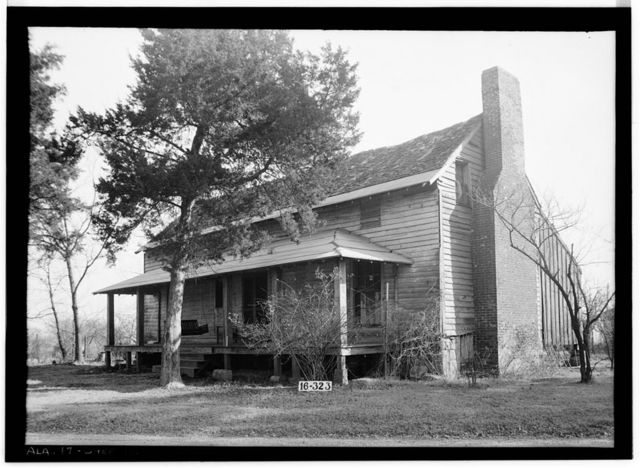 Bonner House, 2708 Tenth Avenue, Sheffield, Colbert County, AL