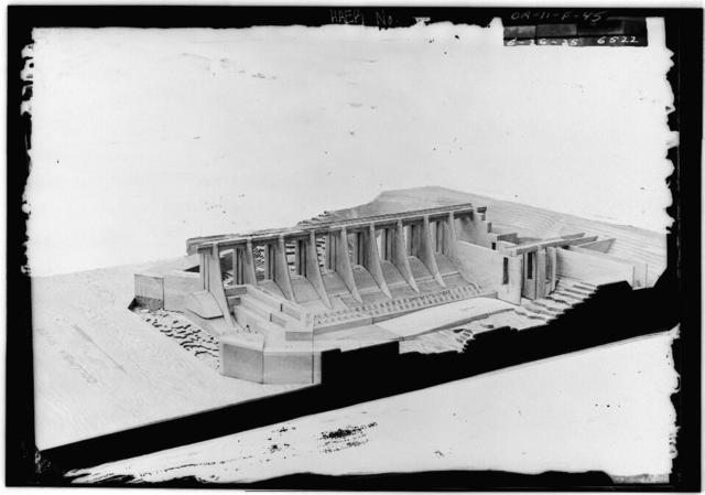 Bonneville Project, Bonneville Dam, Columbia River, Bonneville, Multnomah County, OR