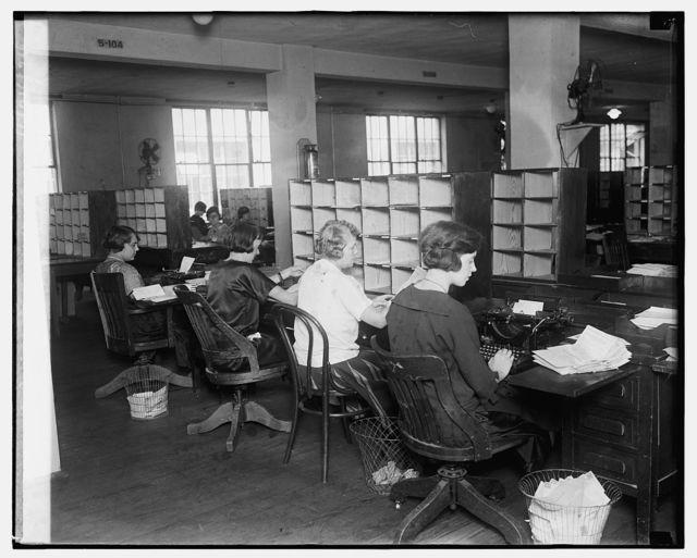 Bonus Bureau, Examining Division, 11/24/24