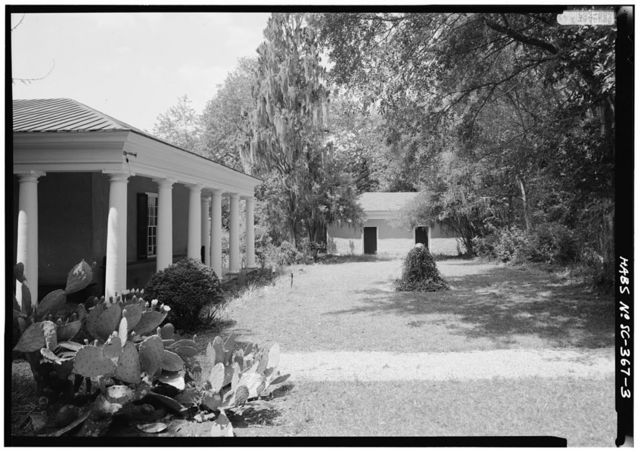 Borough House, School, State Route 261 & Garners Ferry Road, Stateburg, Sumter County, SC