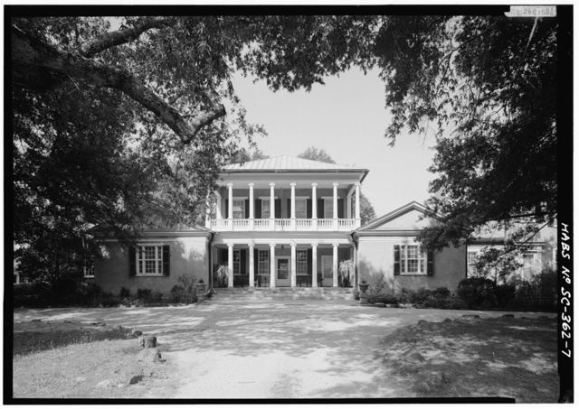 Borough House, West Side State Route 261, about .1 mile south side of junction with old Garners Ferry Road, Stateburg, Sumter County, SC
