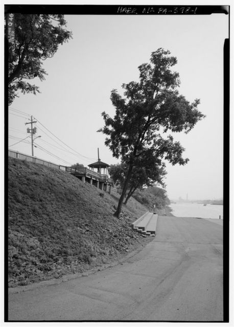 Borough of Elizabeth Riverfront Park, Market Street at Monongahela River, Elizabeth, Allegheny County, PA