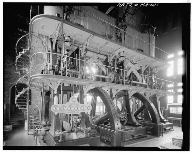 Boston Water Works, Chestnut Hill High-Service Pumping Station, 2450 Beacon Street, Boston, Suffolk County, MA