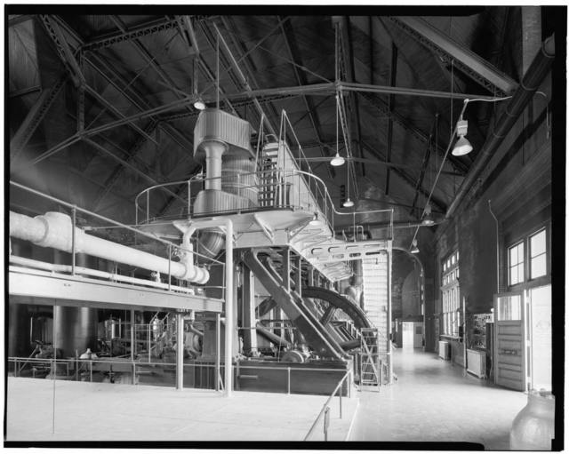 Boston Water Works, Leavitt Pumping Engine, 2450 Beacon Street, Boston, Suffolk County, MA