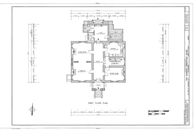 Bowden-Armistead House, 207 Duke of Gloucester Street, Williamsburg, Williamsburg, VA