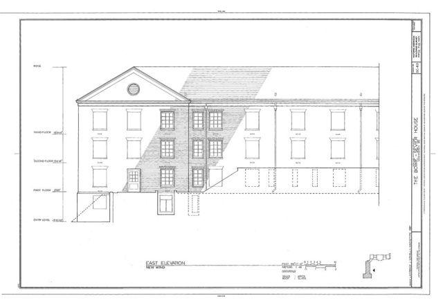 Bowie-Sevier House, 3124 Q Street, Northwest, Washington, District of Columbia, DC