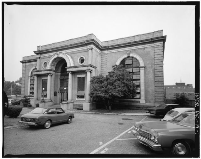 Brandywine Pumping Station, Sixteenth & Market Streets, Wilmington, New Castle County, DE