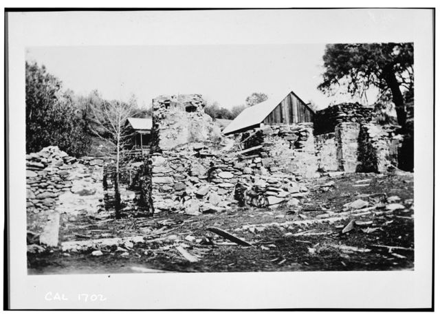 Brewery (Ruins), Cherokee, Butte County, CA