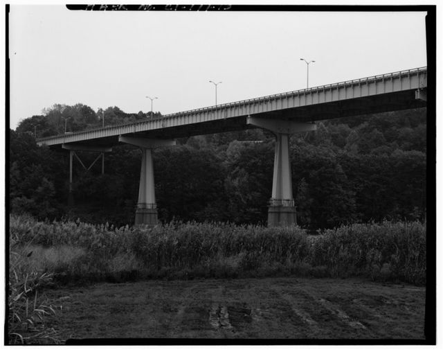 Bridge No. 00761, Spanning Housatonic River at State Route No. 15, Milford, New Haven County, CT