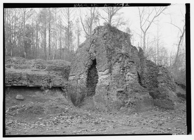 Brierfield Furnace, State Highway 25, Brierfield Ironworks Park-Tannehill State Historical Park, Brierfield, Bibb County, AL