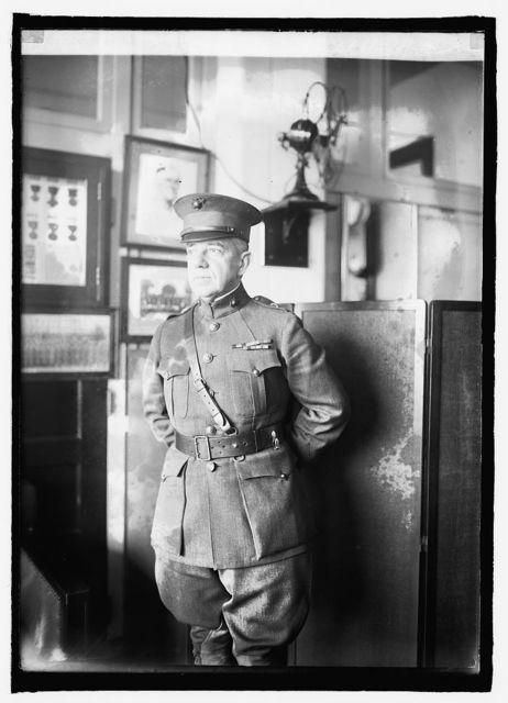 Brig Gen'l John H. Russell, 2/9/22
