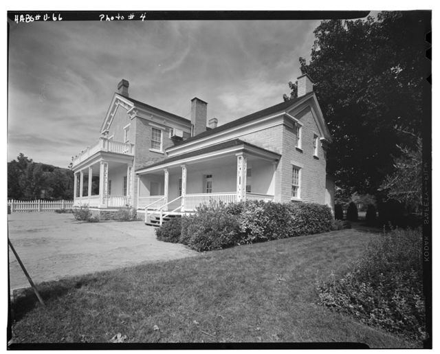 Brigham Young Winter House, 200 North & 100 West Streets, Saint George, Washington County, UT