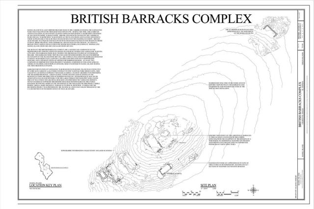 British Barracks Complex, Charlotte Amalie, St. Thomas, VI