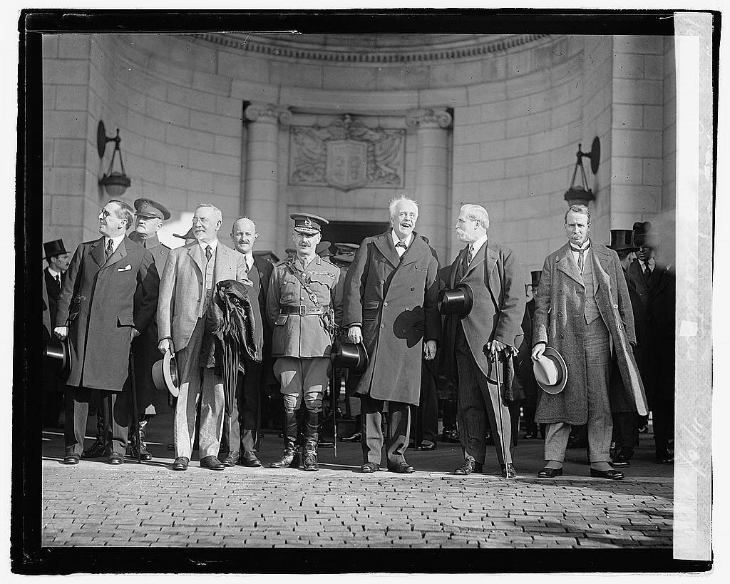 British Delegation, 11/10/21