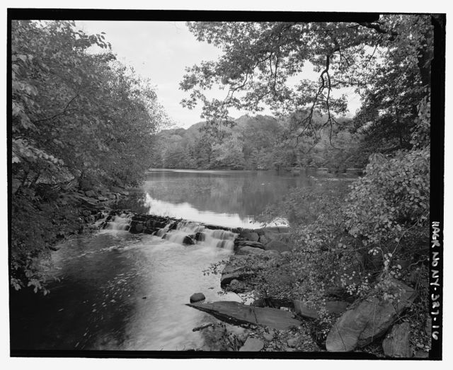 Bronx River Parkway Reservation, The Bronx to Kensico Dam, White Plains, Westchester County, NY