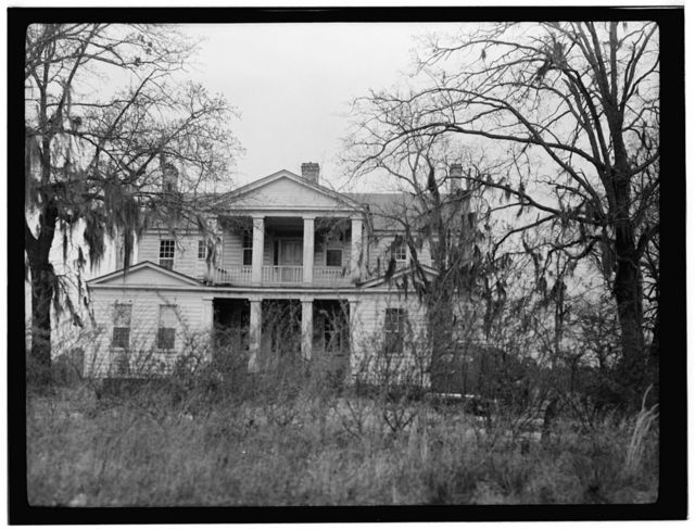 Brookland Plantation House, Old Charleston Road (State Route 261), Stateburg, Sumter County, SC