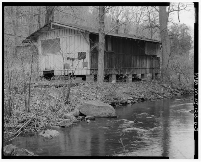 Brookrace Estate, Paint Shop, Northeast of intersection of Pleasant Valley Road & Union School House Road, Morristown, Morris County, NJ
