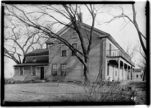 Brown's Hotel, Lake Pepin, Lake City, Wabasha County, MN