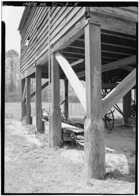 Browntown Cotton Gin, SC Route 341 between Johnsonville & Lake City, Johnsonville, Florence County, SC