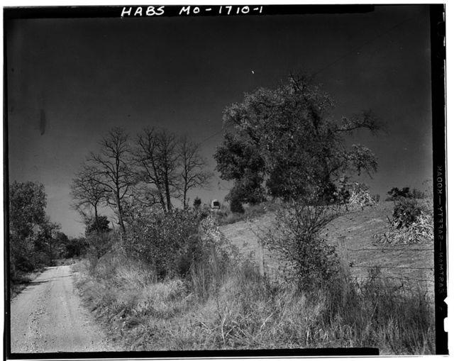 Bryan-Boone Cemetery, Marthasville, Warren County, MO