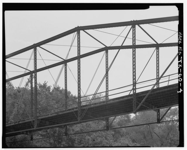 Bryant Station Bridge, Spanning Little River at County Route 275, Buckholts, Milam County, TX