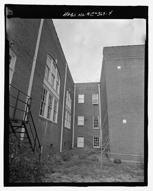 Bryson City Elementary School Building, Arlington Street, Bryson City, Swain County, NC