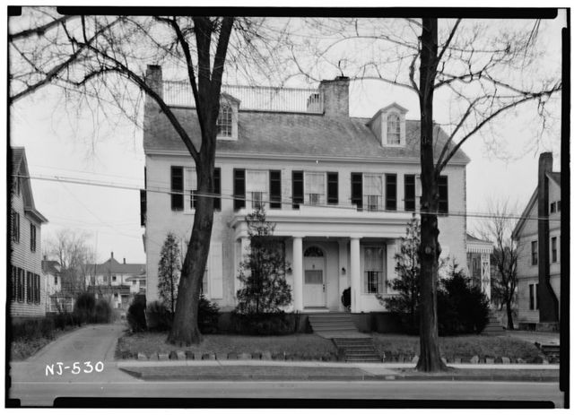 Buck-Elmer House, 297 East Commerce Street, Bridgeton, Cumberland County, NJ