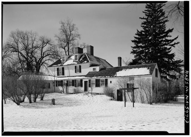 Buckman Tavern, Bedford Street, Lexington, Middlesex County, MA