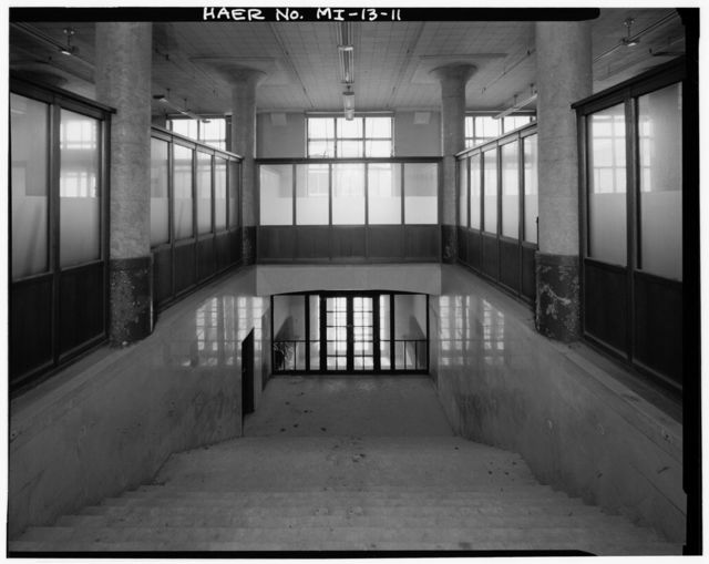 Buhl Sons Company Complex, 120-234 Adair Street, Detroit, Wayne County, MI