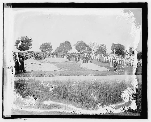 Burial of A.E.F. (sailors), 5/22/20