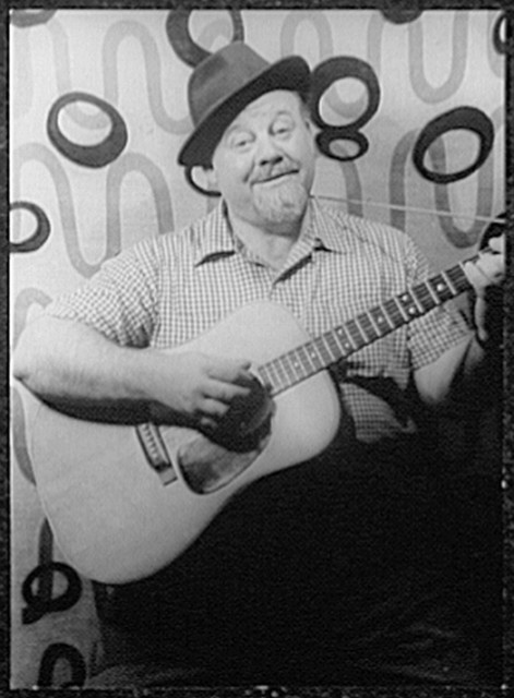 Burl Ives Collection, 1940-1960