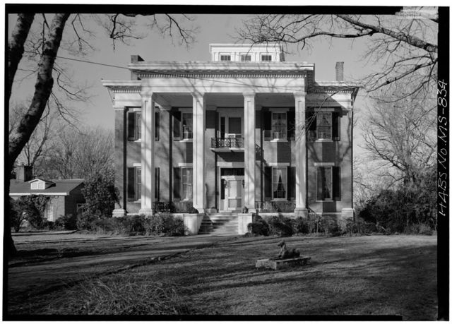 Burris House, 514 South Second Street, Columbus, Lowndes County, MS