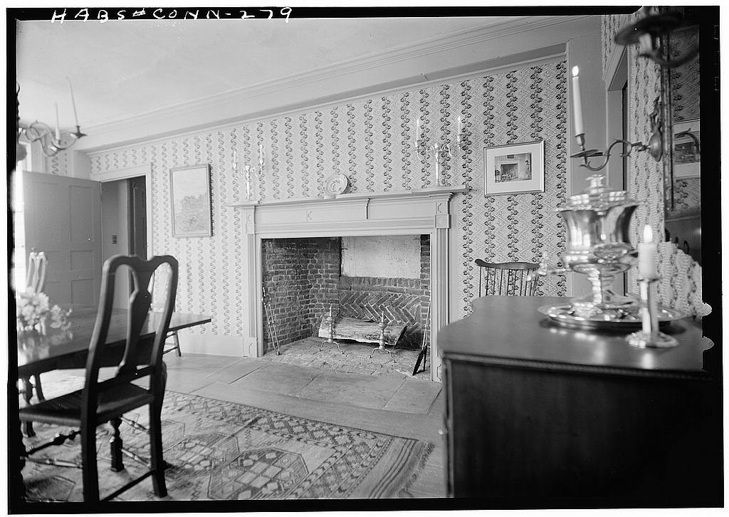 Bush-Holley House, 39 Strickland Road, Cos Cob, Fairfield County, CT